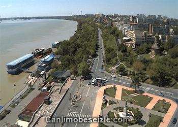 Faleza Dunării cam live canli