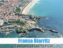 Fransa Biarritz canli izle