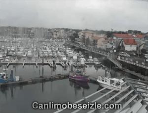 Fransa Capbreton Limanı canli izle