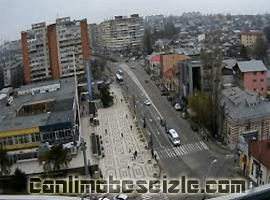 Romanya Galati canli mobese izle