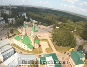 Glazov Özgürlük Meydanı canli izle