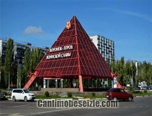 Voronezh Glory Anıtı canli izle