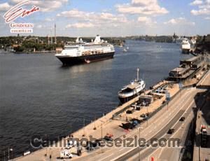 Stockholm Gondolen Slussen canli izle