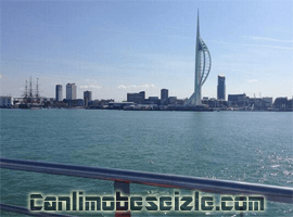 İngiltere Gosport Ferry canli izle