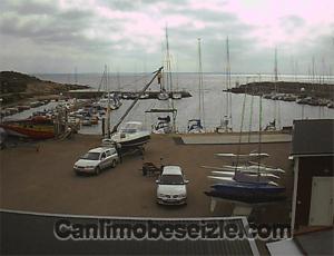 İsveç Grötviks Limanı canli izle