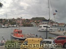 St Barts Gustavia Limanı canli izle