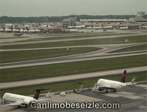 Hartsfield-Jackson Atlanta International Airport live webcam