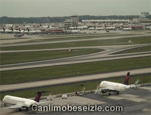 Hartsfield-Jackson Atlanta International Airport live webcam