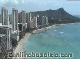 Hawaii Adaları Panorama canli izle