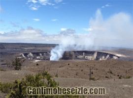 Hawaii Yanardağlar Ulusal Parkı canli izle