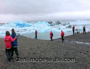 İzlanda Jokulsarlon canli izle