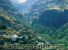 Kanarya Adaları Valle Gran Rey canli izle