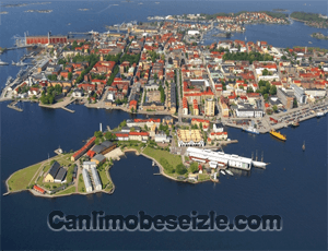 İsveç Karlskrona canli izle