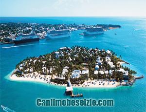 Key West canli mobese izle
