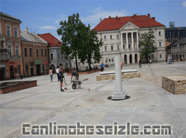 Polonya Kielce canli mobese izle