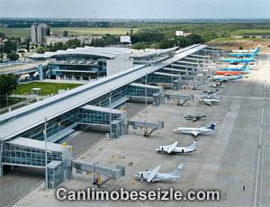 Kiev Borispol Airport live webcam