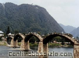 Japonya Kintai Köprüsü canli izle