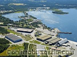 Finlandiya Kokkola Limanı canli izle