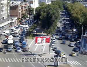 Voronezh Koltsovskaya Caddesi canli izle