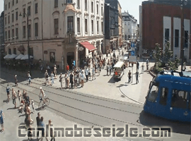 Krakow Grodzka canli izle