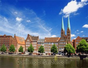 Almanya Lübeck mobese canli izle