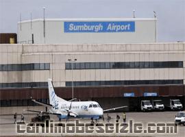 Lerwick Sumburgh Airport canli izle