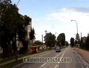 Lomza Otobüs Kamerası canli izle