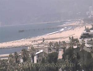 Los Angeles Plajı mobese canli izle