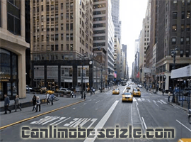 Madison Avenue 49th Cadde canli izle