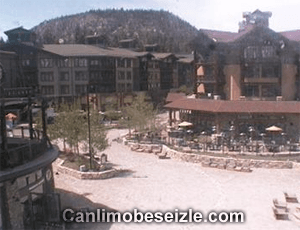 Mammoth Mountain Hotels live cam
