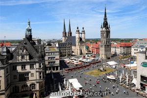 Marktplatz Halle live canli izle