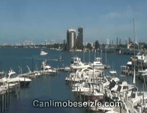 Miami Biscayne Körfezi canli izle