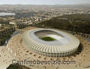 Mineirao Stadium canli izle