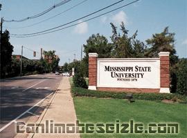 Mississippi State University canli izle