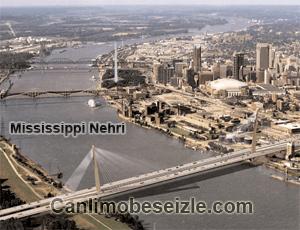 Mississippi Nehri canli mobese izle