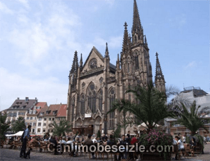 Mulhouse Şehri canli izle