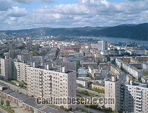 Murmansk canli mobese izle