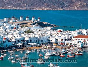 Yunanistan Mykonos canli izle