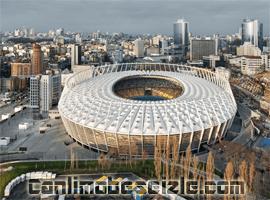 NSC Olympic Stadium canli izle