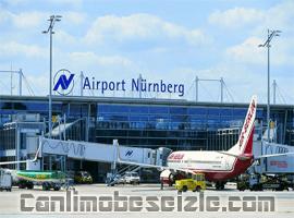 Nürnberg Havaalanı canli izle
