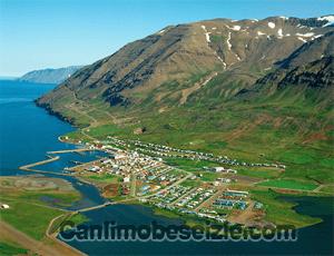 İzlanda Olafsfjordur canli izle
