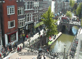 Old Canal Utrecht live canli izle