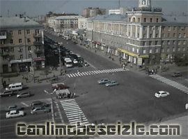 Omsk canli mobese izle live