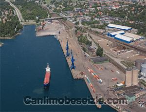 Oxelösunds Limanı canli izle