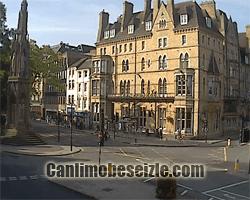 İngiltere Oxford canli izle