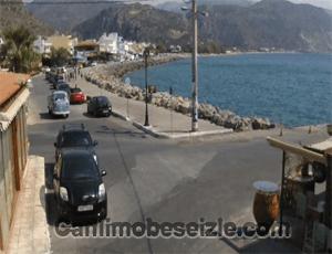 Yunanistan Paleochora Limanı canli izle