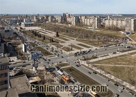 Perm Şehir Merkezi canli mobese izle