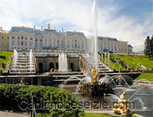 Peterhof Sarayı canli mobese izle