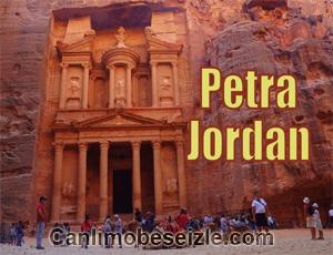 Ürdün Petra Antik Kenti canli izle