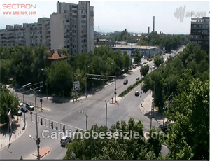 Plovdiv Panorama canli mobese izle